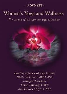 Womens Yoga and Wellness 3DVD-2